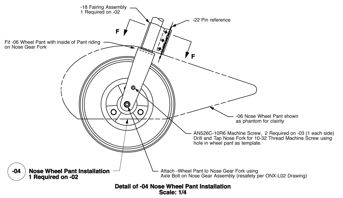 Sonexbuilders view topic nose wheel pant judging by the picture jake posted on my build thread it does appear the axle bolt sandwiches the nose pant against the nose gear strut ccuart Choice Image