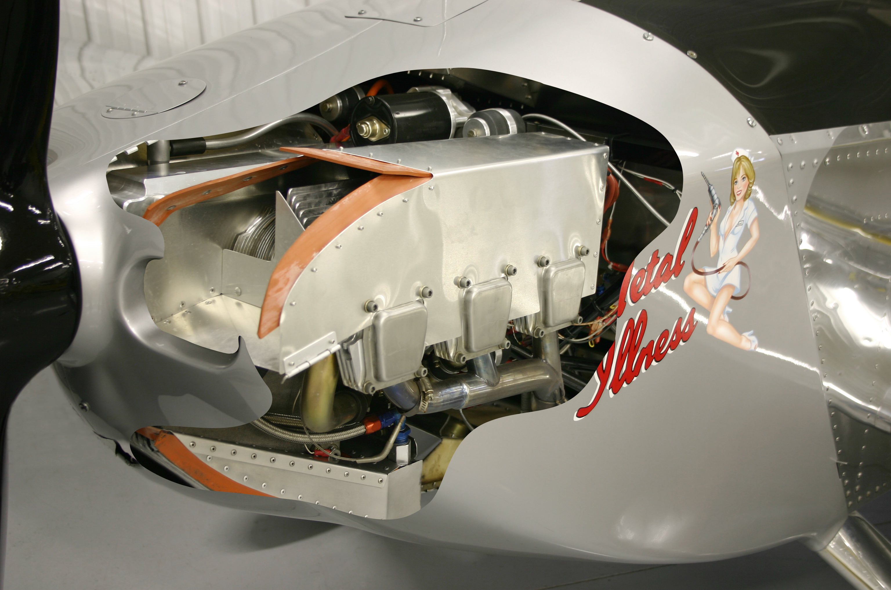 Engine Cooling for the Jabiru engine - AvCom