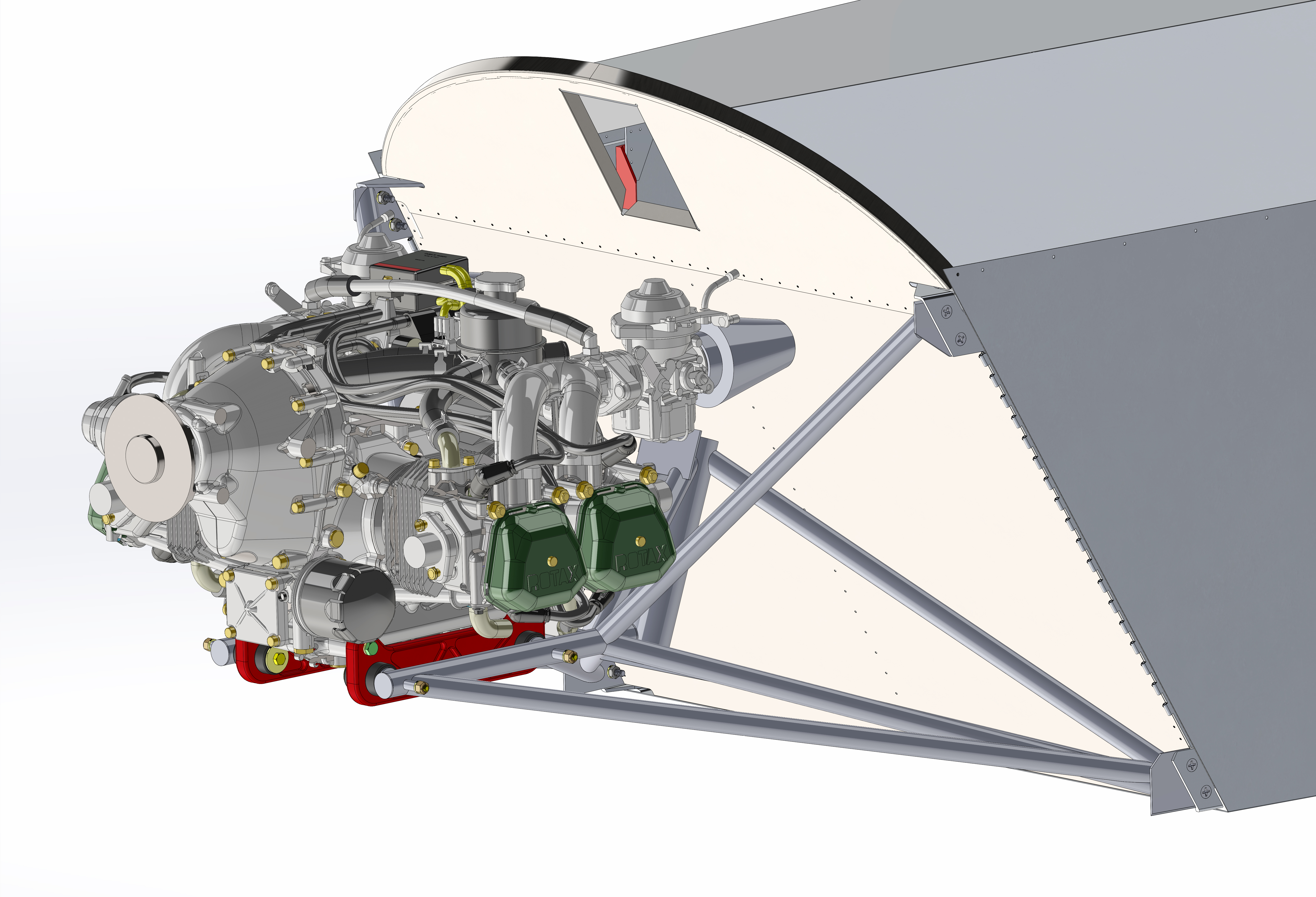 Sonex Aircraft AeroConversions Product Line Introduces Rotax