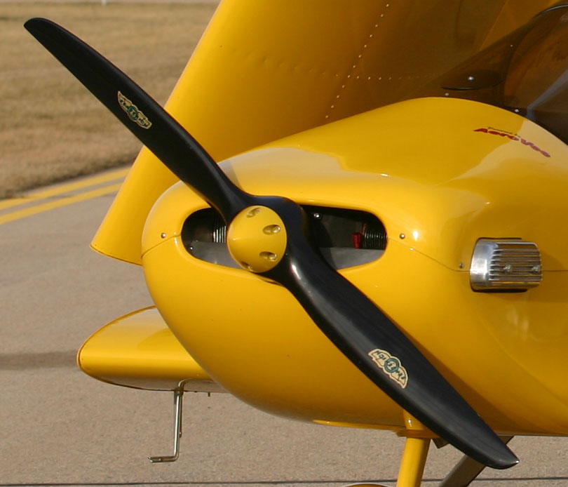 Sonex Propeller options