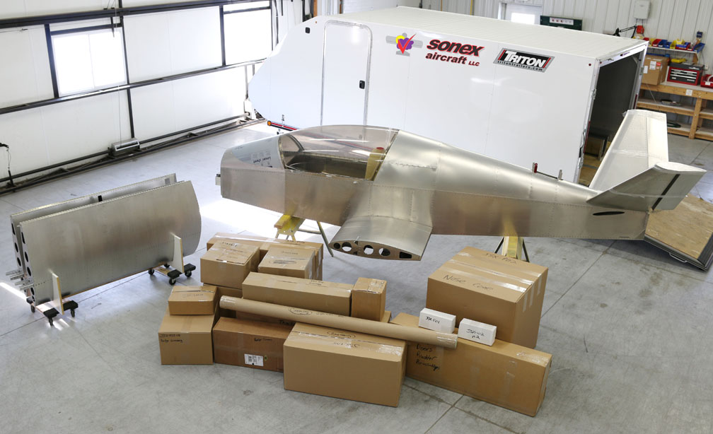 The Subsonex Kit Sonex Aircraft
