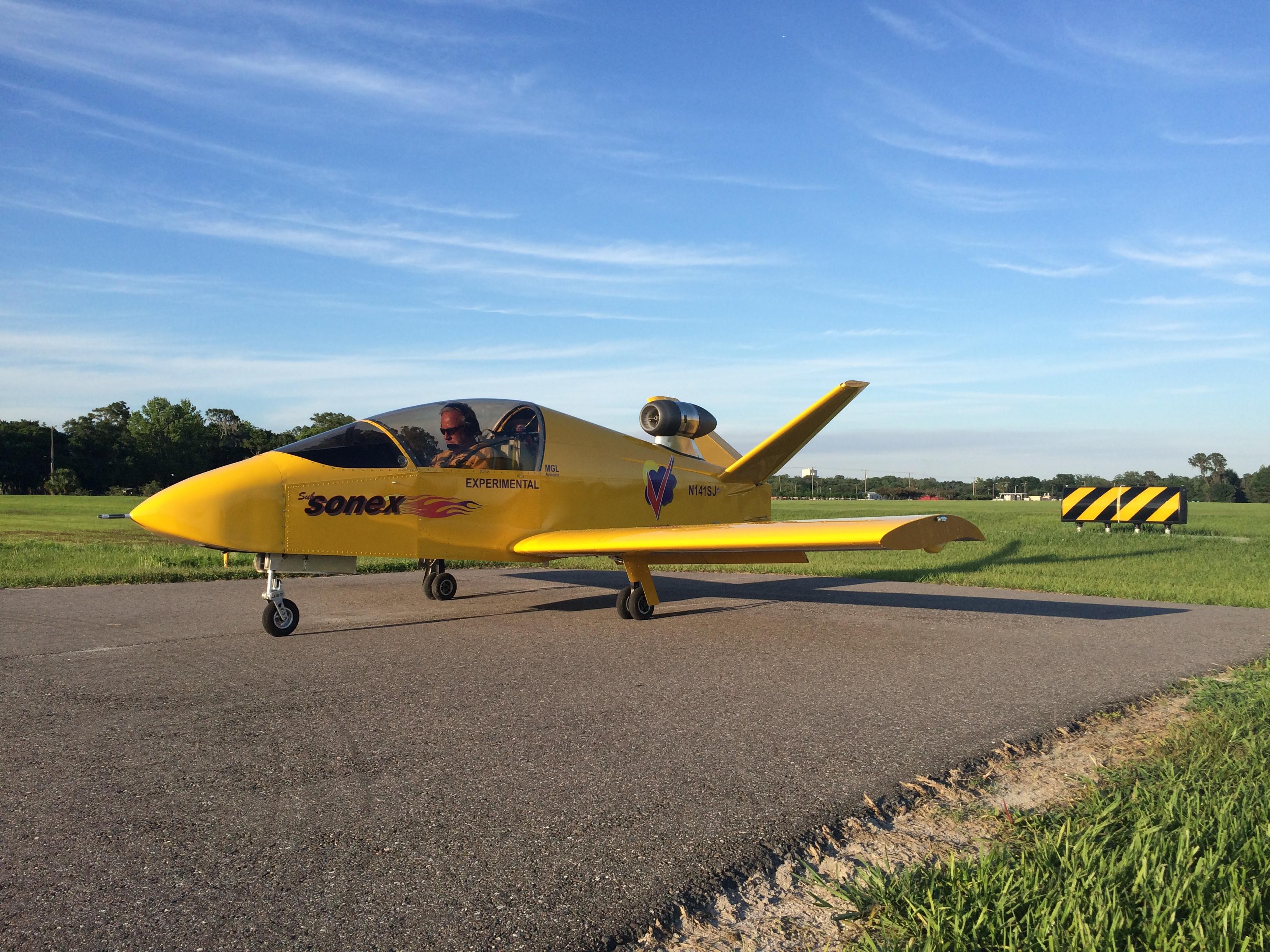 The Subsonex Kit Sonex Aircraft Air Craft Warning Light Circuit Jsx 2