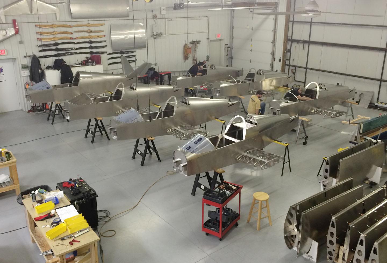 The SubSonex Kit – Sonex Aircraft