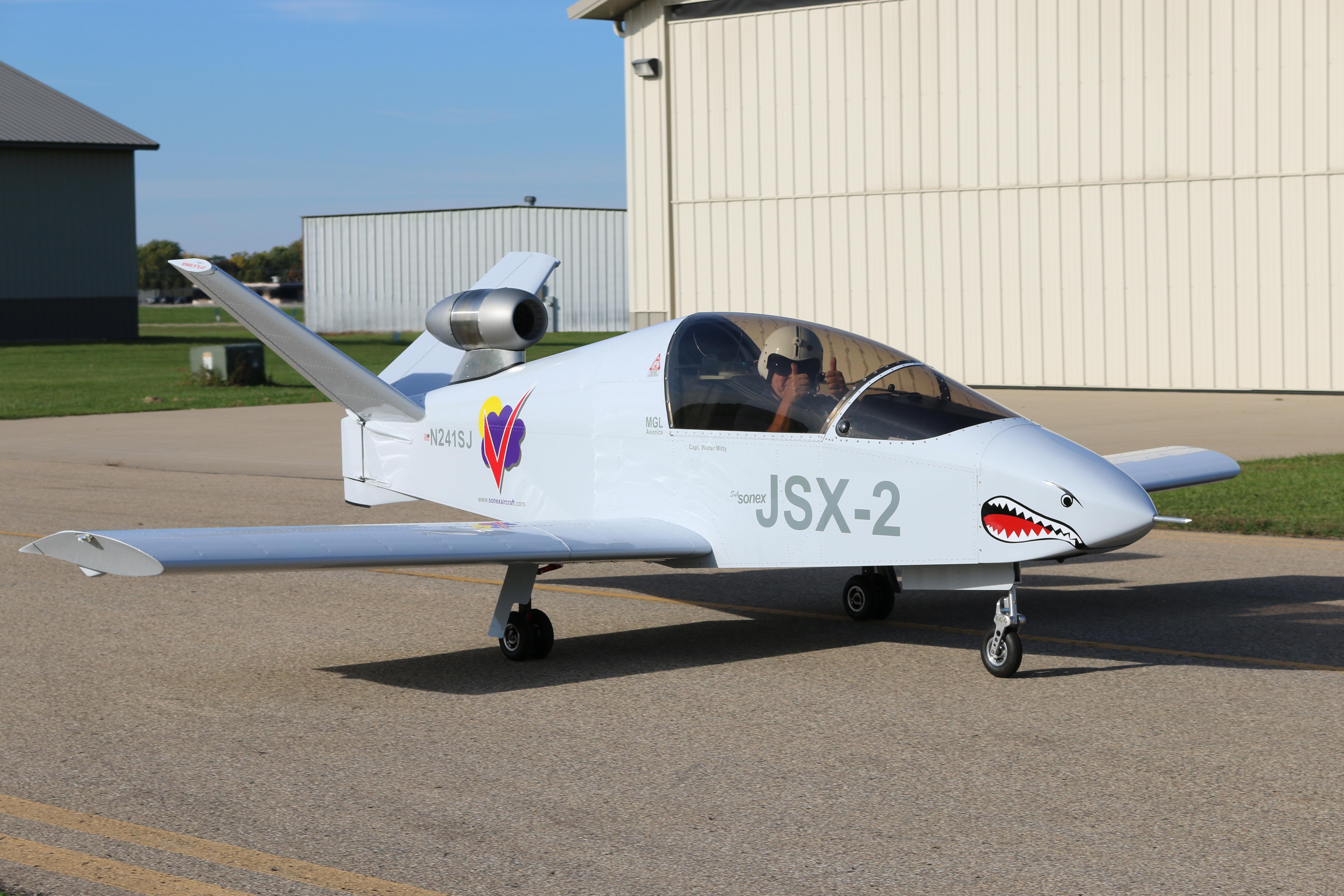 SubSonex Personal Jet Now More Affordable! �C Sonex Aircraft5472 x 3648 jpeg 7717kB